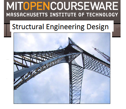 MIT Lecture notes on Structural Engineering Design – Civil Engineer